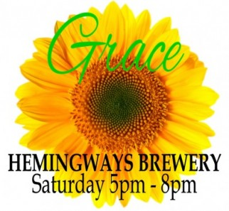 GRACE @ HEMINGWAY'S BREWERY