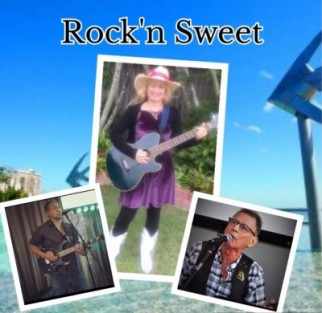 Cairns Esplanade Lagoon Kim Settle (Rock'n Sweet)