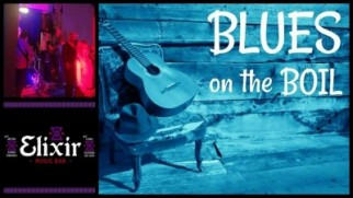 Blues on the Boil