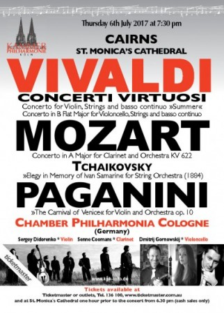 Chamber Philharmonia Cologne | Entertainment Cairns