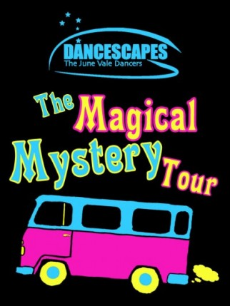 THE MAGICAL MYSTERY TOUR