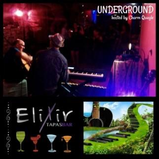Underground - Open stage