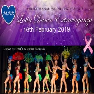 Latin Dance Extrvaganza
