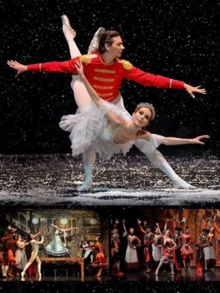 THE NUTCRACKER & DON QUIXOTE - IMPERIAL RUSSIAN BALLET CO