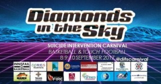 Diamonds in the Sky - Suicide Prevention Awareness Games