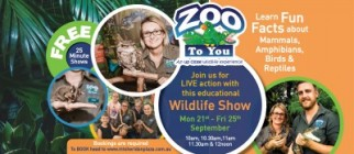 Zoo To You Wildlife Shows