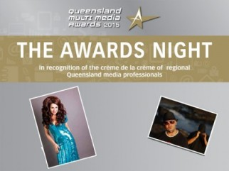 The 20th Queensland Multi Media Awards Presentation Night 2015