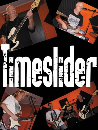 Timeslider rock the Grand Hotel