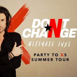 INXS -Don't Change