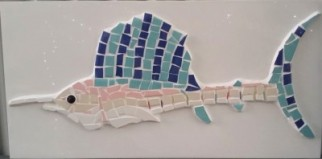 Cairns Mosaic Artists - Shattered Dreams