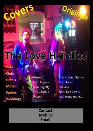 Love Handles at Edge Hill Tavern
