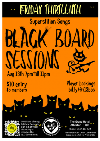 Superstition Black(friday)board Sessions