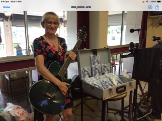 Innisfail RSL Kim Settle (Rock'n Sweet) Duo
