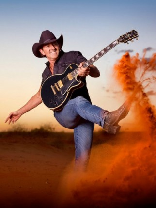 LEE KERNAGHAN - BACKROAD NATION TOUR