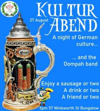 Kulturfest (Oompah Band & Enzian Kids)