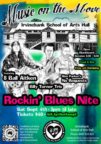 Rockin' Blues Nite