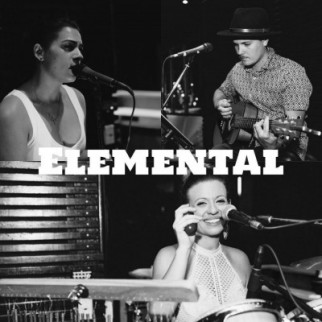 Elemental performing for the first time at The Woolshed