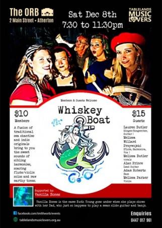 Whiskey Boat