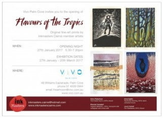 Flavours of the Tropics Art Exhibition