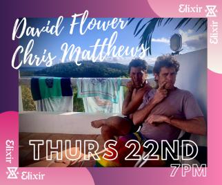 David Flower & Chris Matthews play Cairns
