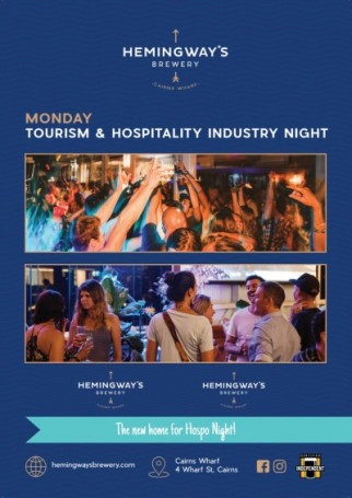 Tourism & Hospitality Industry Night