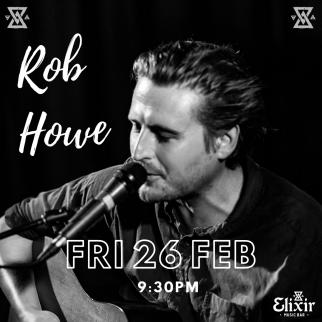 Rob Howe