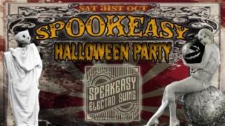 Spookeasy Halloween Party
