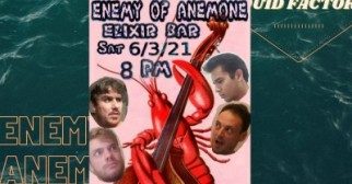 Enemy of Anemone EP LAUNCH