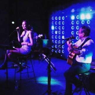 Andrea & Louie LIVE @ Bar 36
