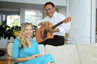 Wedding Entertainment Palm Cove: Marriage Celebrant, Duo, DJ & MC