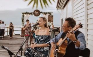 Port Douglas Acoustic Duo & DJ: Wedding Entertainment
