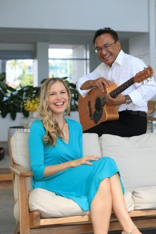 Cairns Corporate Event Entertainment: ANDREA Acoustic Duo