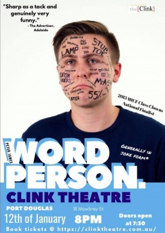 Peter James - Word Person