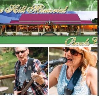 Kim Settle (Rock,n Sweet ) Edge Hill Memorial Bowls Club - A little bit Country a little bit Rock and Roll  and more