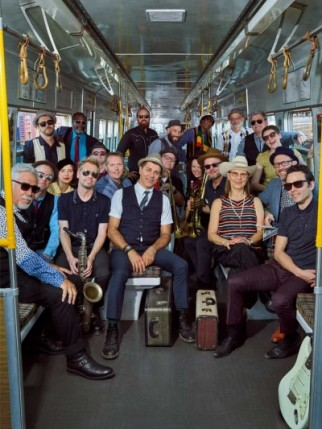 MELBOURNE SKA ORCHESTRA - ONE YEAR OF SKA