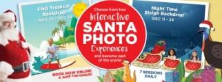 Santa Photos at the Plaza daily till Dec 24