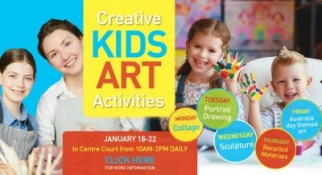 Creative Kids Art Activities
