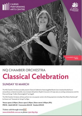 NQ Chamber Orchestra 'Classical Celebration'