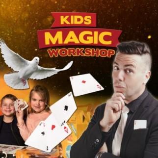 Kids Magic Workshops - School Holiday Fun