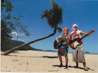 Sundowners at the Beach Shack