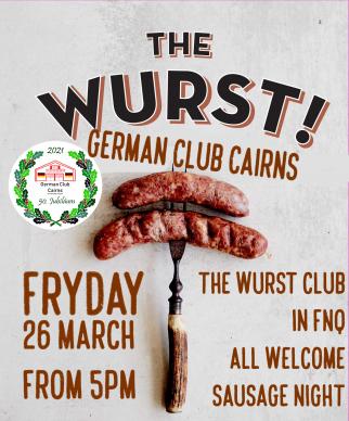 The WURST club night of 2021
