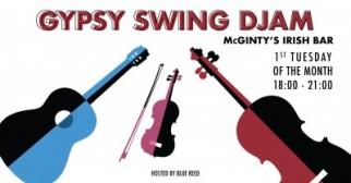 Gypsy Swing Djam