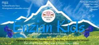 Enzian Kids Dance Group