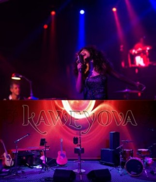 KAWEYOVA LIVE@THECASINO