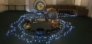 Gongs and Tibetan Singing Bowls Meditation