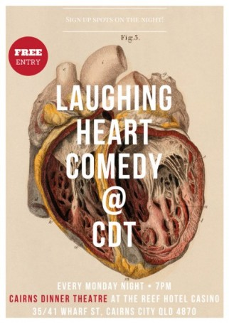 Free Open Mic Comedy