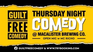 Macalister's Thursday Night Comedy