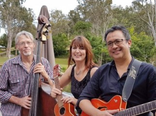 Jeanette Wormald Trio at The Esplanade