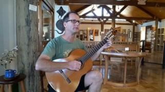 Bossa Nova at Tolga Woodworks