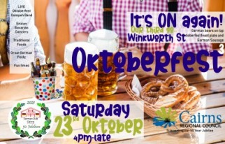 Oktoberfest 3: OMG! We are doing it again!